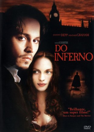 Capa do filme: Do Inferno