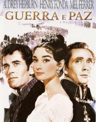 Capa do filme: Guerra e Paz