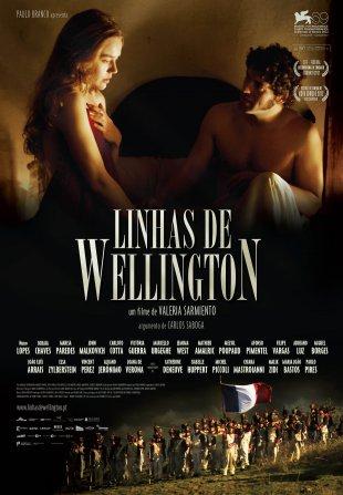 Capa do filme: Linhas de Wellington