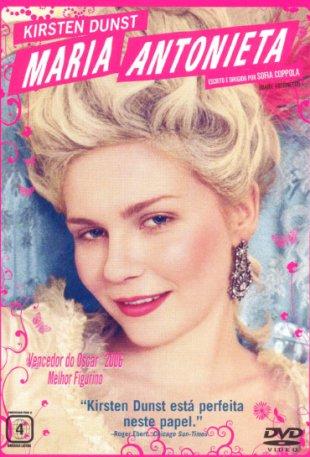 Capa do filme: Maria Antonieta
