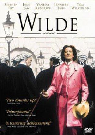 Capa do filme: Wilde - O Primeiro Homem Moderno