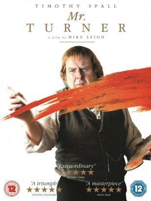 Capa do filme: Sr. Turner