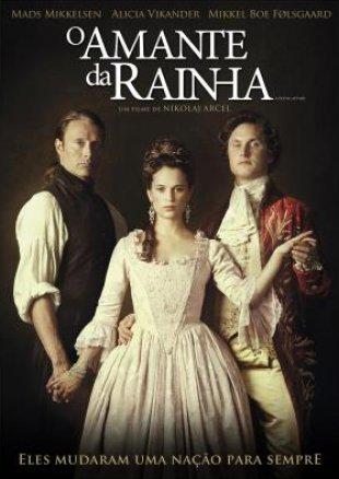 Capa do filme: O Amante da Rainha