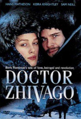 Capa do filme: Doutor Jivago