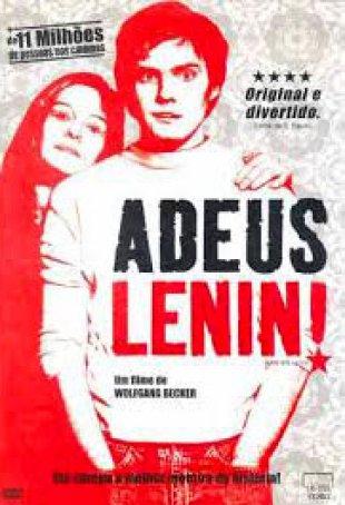 Capa do filme: Adeus, Lenin!