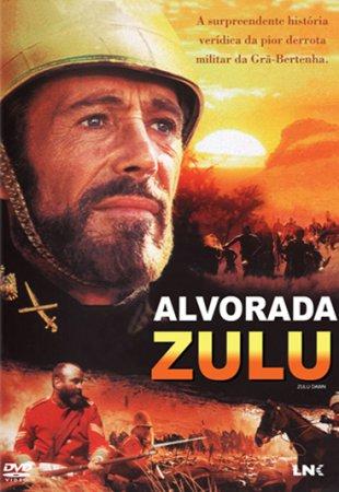 Capa do filme: Alvorada Zulu