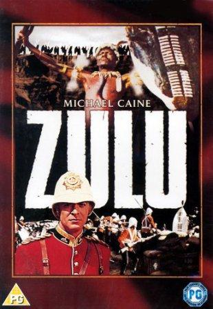 Capa do filme: Zulu