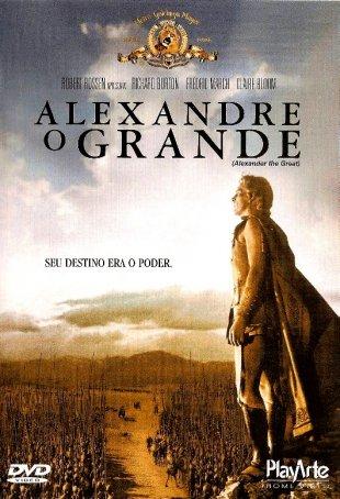 Capa do filme Alexandre, O Grande (1956)