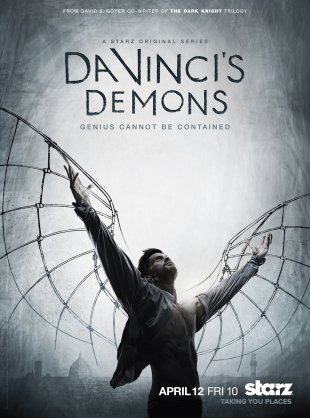 Capa do filme: Da Vinci's Demons