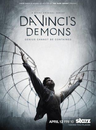 Capa do filme: Da Vinci's Demons