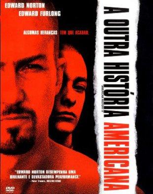 Capa do filme: A Outra História Americana