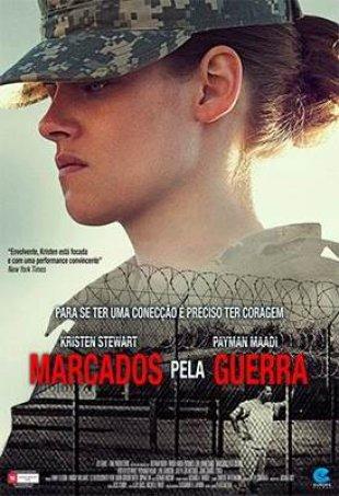 Capa do filme: Marcados pela Guerra