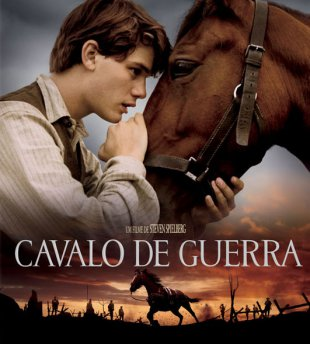 Capa do filme: Cavalo de Guerra