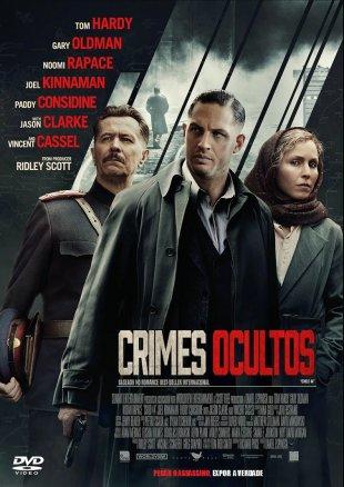 Capa do filme: Crimes Ocultos