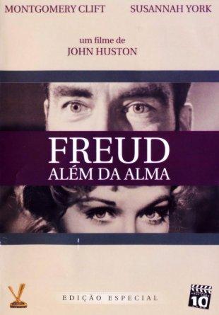 Capa do filme: Freud: Além da Alma