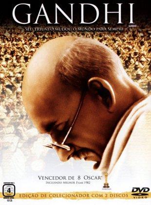 Capa do filme: Gandhi