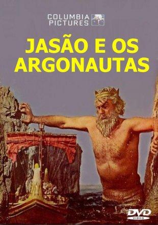 Capa do filme: Jasão e os Argonautas