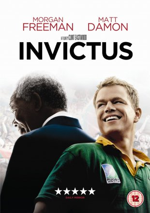 Capa do filme: Invictus
