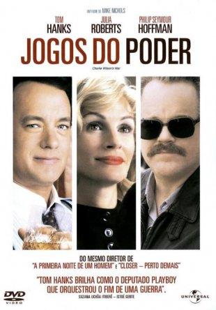 Capa do filme: Jogos do Poder
