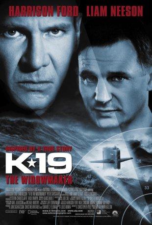Capa do filme: K-19: The Widowmaker