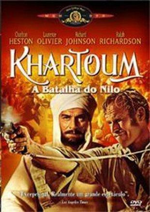 Capa do filme: Khartoum: A Batalha do Nilo
