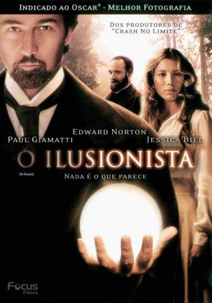 Capa do filme: O Ilusionista