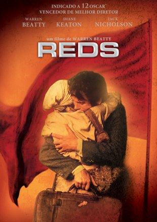 Capa do filme: Reds