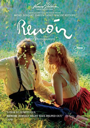 Capa do filme: Renoir