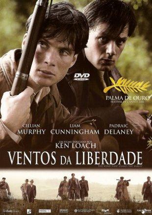 Capa do filme: Ventos da Liberdade