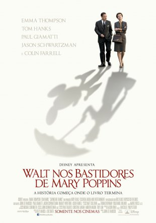 Capa do filme: Walt nos Bastidores de Mary Poppins