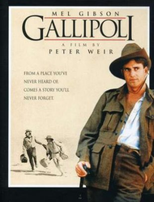 Capa do filme: Gallipoli