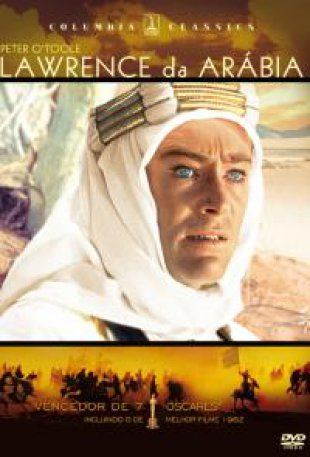 Capa do filme: Lawrence da Arabia