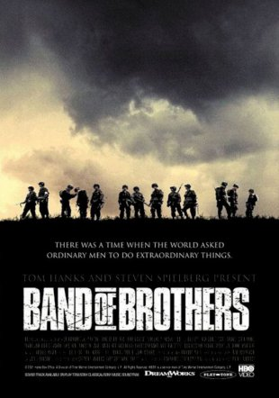Capa do filme: Band of Brothers