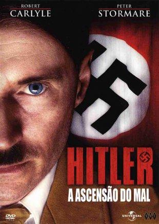 Capa do filme: Hitler: A Ascensão do Mal