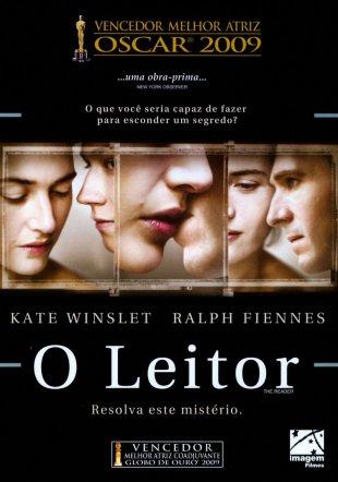 Capa do filme: O Leitor