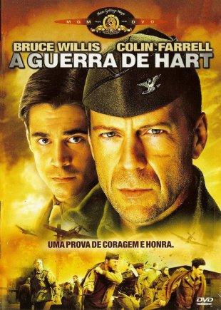 Capa do filme: A Guerra de Hart