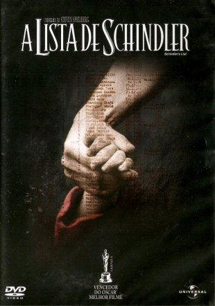 Capa do filme: A Lista de Schindler