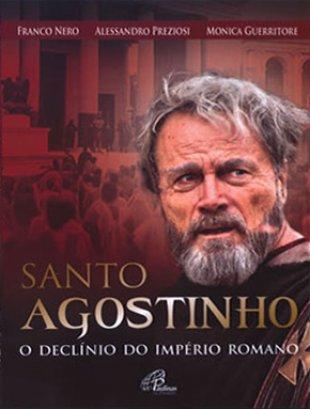 Capa do filme: Santo Agostinho