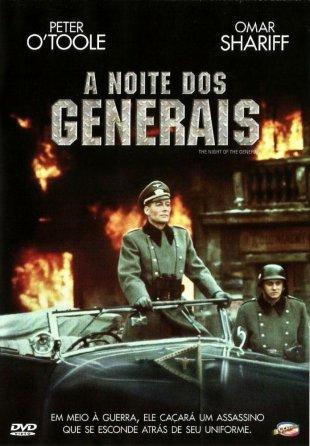 Capa do filme: A Noite dos Generais