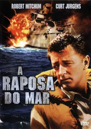 Capa do filme: A Raposa do Mar