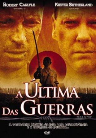 Capa do filme: A Última das Guerras