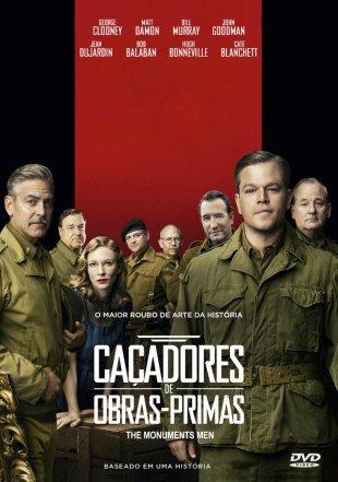 Capa do filme: Caçadores de Obras-Primas