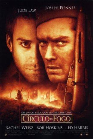 Capa do filme: Círculo de Fogo