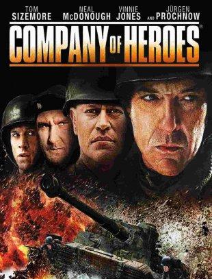 Capa do filme: Companhia de Heróis
