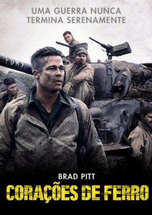 Capa do filme: Corações de Ferro