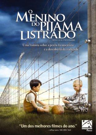 Capa do filme: O Menino do Pijama Listrado