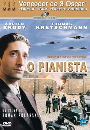 Capa do filme: O Pianista
