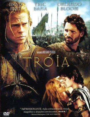 Capa do filme: Tróia
