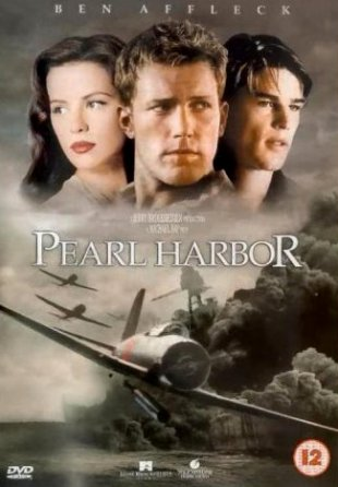Capa do filme: Pearl Harbor