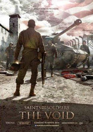 Capa do filme: Santos ou Soldados: O Vazio
